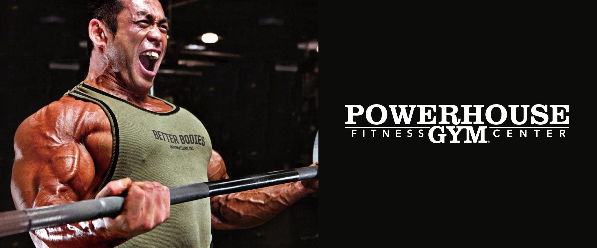 POWER HOUSE GYMの画像